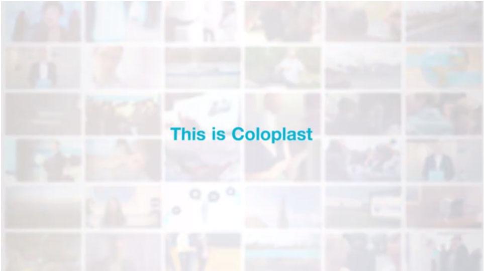 To je Coloplast